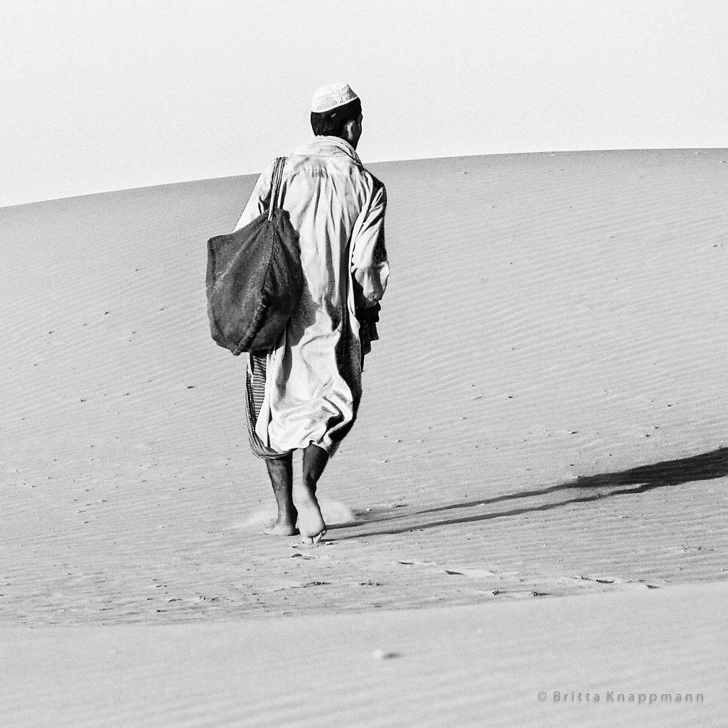 thar desert - india